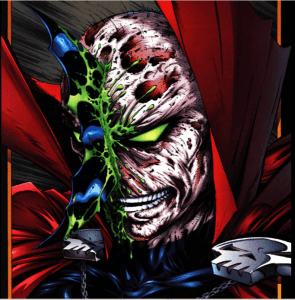 Spawn Vs Bat-arang