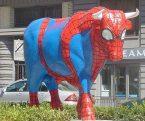 AgriHeros – Spider Cow