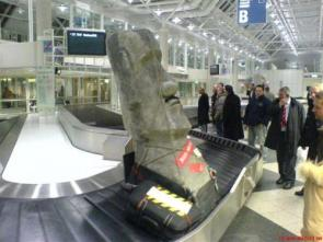 Easter Island Luggage