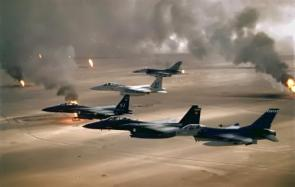 Operation Desert Storm Aircraft (Hi-Res)