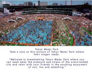 Asian Water Park