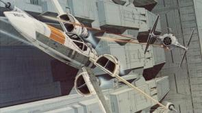 X-Wing Vs Tie Fighter Concept Art