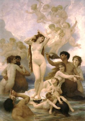 NSFW – Bouguereau's Birth of Venus