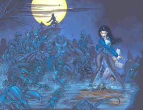 Anita Blake – Vampire Hunter