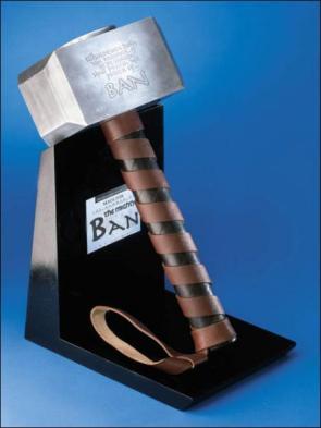 The Ban Hammer