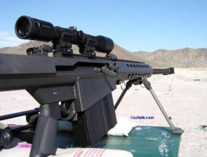 Barrett M82A1 50cal Rifle