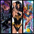 Batgirl / Wonder Woman / Supergirl