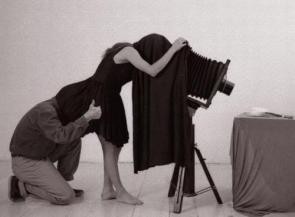 Camera Shroud Upskirt