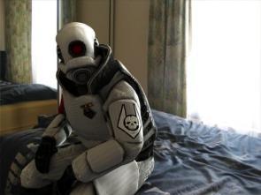 Sci-Fi Trooper