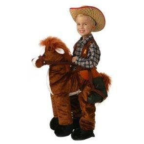 Giddyyyup! Sick kiddie costume