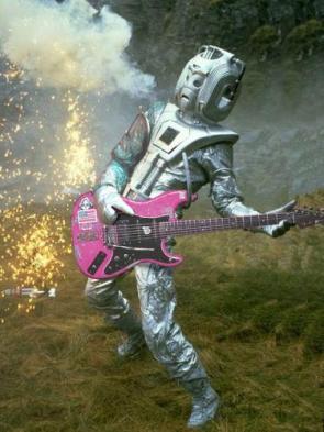 Cyber Guitarist