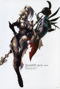 NSFW – Dark Elf