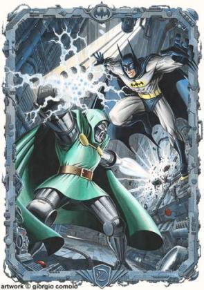 Batman Vs Dr Doom