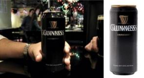 Guiness Don't drink and drive can