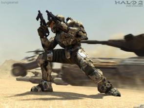 Halo 2 Tank Wallpaper