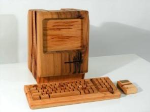 Hard Wood Computer