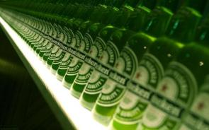Wall of Heineken