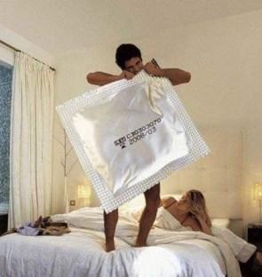 Huge Condom