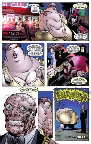 Deadpool Vs Hypocrisy