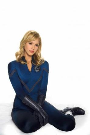 Jessica Alba – The Invisible Woman