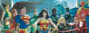 The Justice League – By Alex Ross