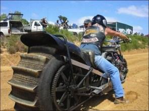 monster wheel drag motorcycle