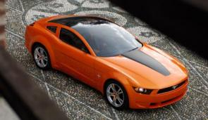Mustang goes Italian with special concept for L.A. show