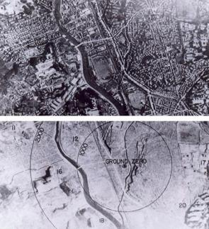 Nagasaki – Before and After 1945