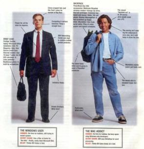 80's PC Vs Mac Advert