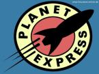 Planet Express Logo Wallpaper