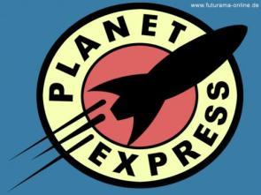 Planet Express Logo Wallpaper