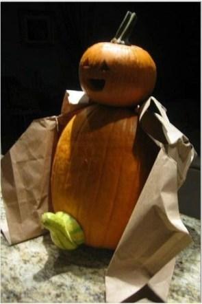 Pumpkin flasher