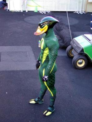 Reptoid / Duck Overlord