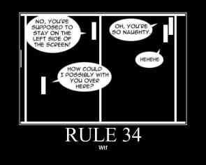 Pong – Rule 34