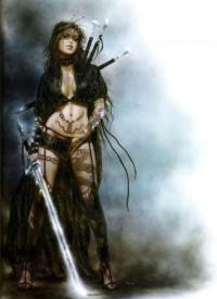 NSFW – A Girl And Her Sword