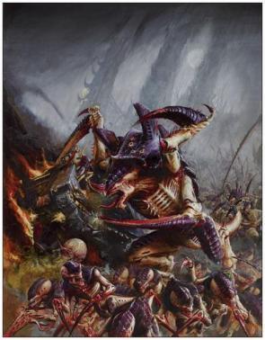 Warhammer 40k – Tyranid Attack