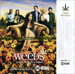 Weeds Advertisement