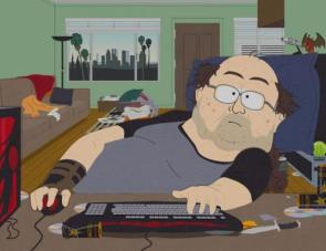 Southpark Warcraft Player