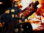 Captain America – Bucky – Wolverine