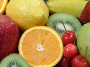 Citrus, Kiwi, Cherries