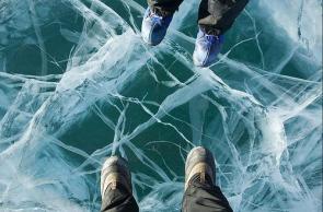 Deep Ice in Antarctica