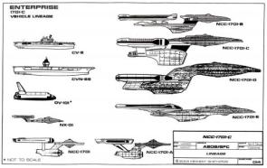 Enterprise Ships