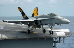 Fighter Carrier Launch