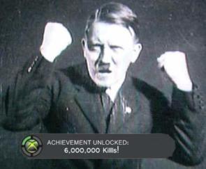 Hitler 360 Achievement
