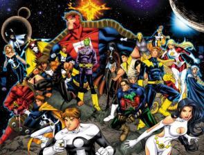 The Legion of Superheroes