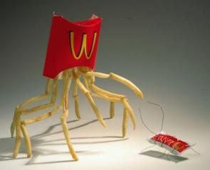 McDonalds Crab