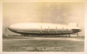 pre-WW2 US Navy USS Akron