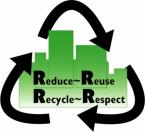 Reduce Reuse Recycle Respect