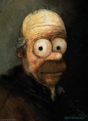 Rembrandt Homer