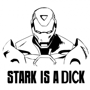 Stark Is A Dick